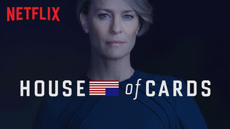Is House of Cards (2013) on Netflix Thailand