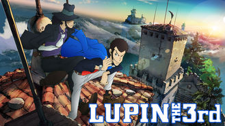 Is Lupin the Third Part 4, Season 1 on Netflix?